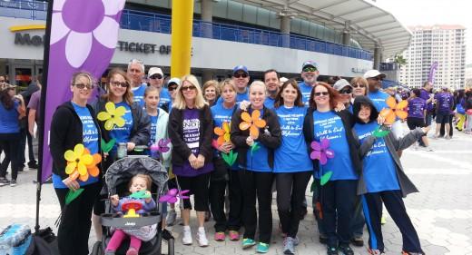 Walk Alzheimers Event Tampa, FL